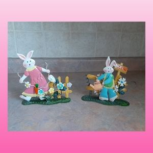 Other - 3 for $15  Set of 2 Easter decor